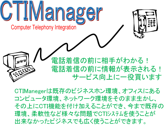 CTIManager